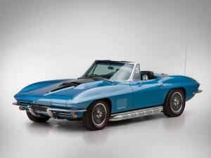 Chevrolet Corvette Stingray L89 427 Convertible 1967 года