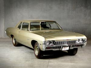 1968 Chevrolet Biscayne 2-Door Sedan