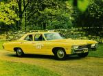 Chevrolet Biscayne Taxi 1968 года