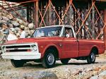 Chevrolet C10 Fleetside Pickup 1968 года