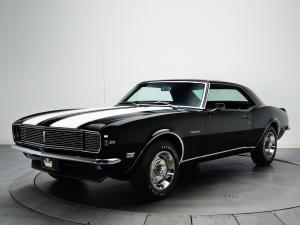 1968 Chevrolet Camaro Z28 RS