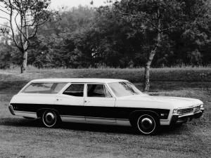 1968 Chevrolet Caprice Station Wagon