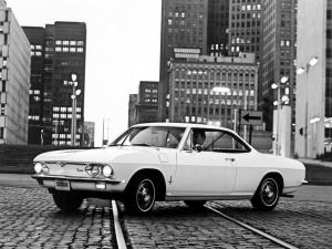 1968 Chevrolet Corvair Monza Sport Coupe