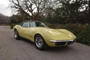 1968 Chevrolet Corvette 427 L68 Convertible