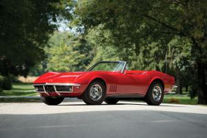 Chevrolet Corvette L71 427/435 HP Convertible 1968 года