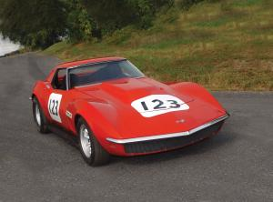 1968 Chevrolet Corvette L89 Racing Car