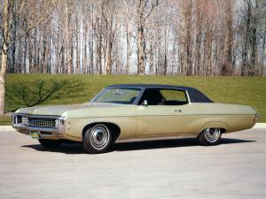 1969 Chevrolet Caprice Formal Top Custom Coupe