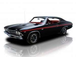 1969 Chevrolet Chevelle SS 396 Hardtop Coupe