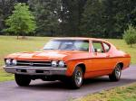 Chevrolet Chevelle SS 396 L34 Coupe 1969 года