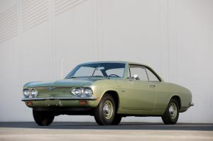 Chevrolet Corvair 500 Sport Coupe 1969 года