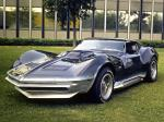 Chevrolet Corvette Manta Ray Concept Car 1969 года