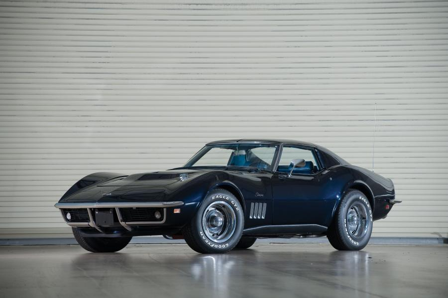 Chevrolet Corvette Stingray L36 427 Coupe