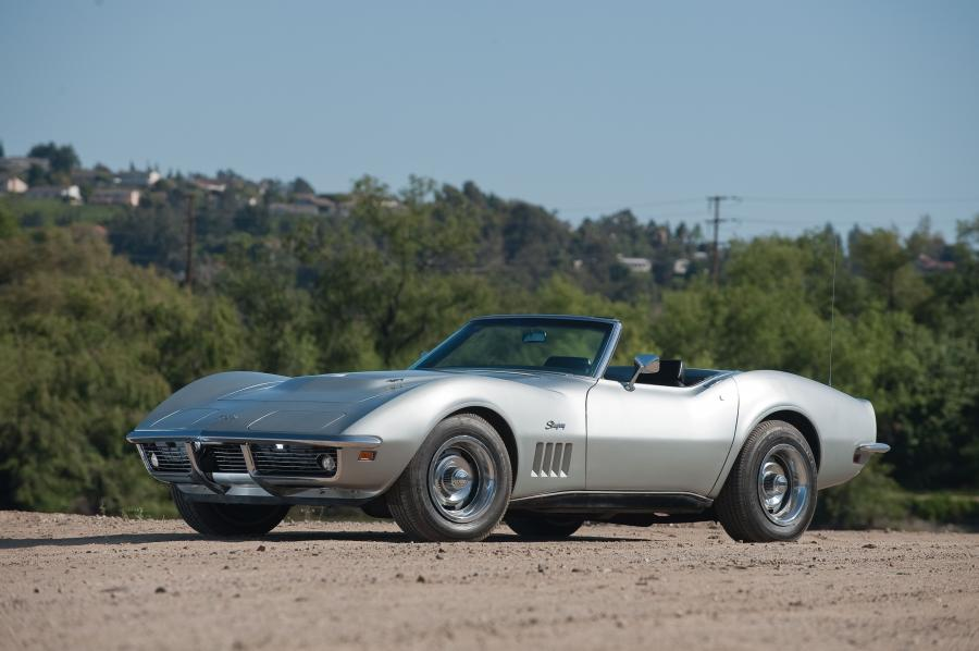 Chevrolet Corvette Stingray L68 427 Convertible