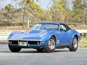 1969 Chevrolet Corvette Stingray L88 427 Convertible