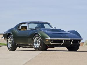 1969 Chevrolet Corvette Stingray L88 427 Coupe