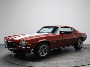 1970 Chevrolet Camaro Z28 RS