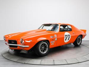 Chevrolet Camaro Z28 Trans Am Race Car 1970 года
