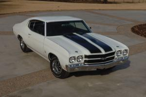 1970 Chevrolet Chevelle SS 454 Coupe
