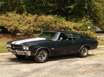 Chevrolet Chevelle SS 454 Hardtop Coupe 1970 года