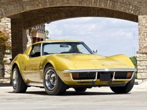 Chevrolet Corvette Stingray 350 LT1 1970 года
