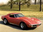 Chevrolet Corvette Stingray 454 1970 года