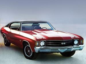 Chevrolet Chevelle SS 1971 года