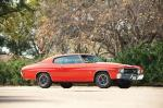 Chevrolet Chevelle SS Hardtop Coupe 1972 года