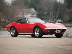 1972 Chevrolet Corvette Stingray LT1 350/255 HP Convertible