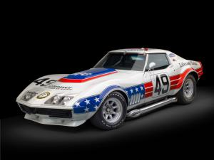 1972 Chevrolet Corvette Stingray ZL1 BFG-John Greenwood Race Car