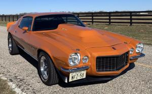 Chevrolet Camaro Type LT Z28/RS 4-Speed
