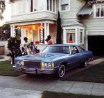 Chevrolet Caprice Classic Custom Coupe 1974 года