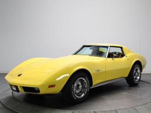 1974 Chevrolet Corvette Stingray L82 350