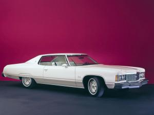 1974 Chevrolet Impala Sport Coupe Spirit of America