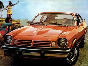 Chevrolet Vega GT Hatchback Coupe 1974 года