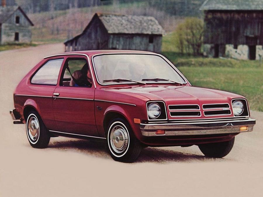1975 Chevrolet Chevette 3-Door (US)
