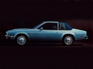 Chevrolet Monza Towne Coupe 1975 года