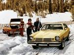 Chevrolet Vega GT Hatchback Coupe 1975 года