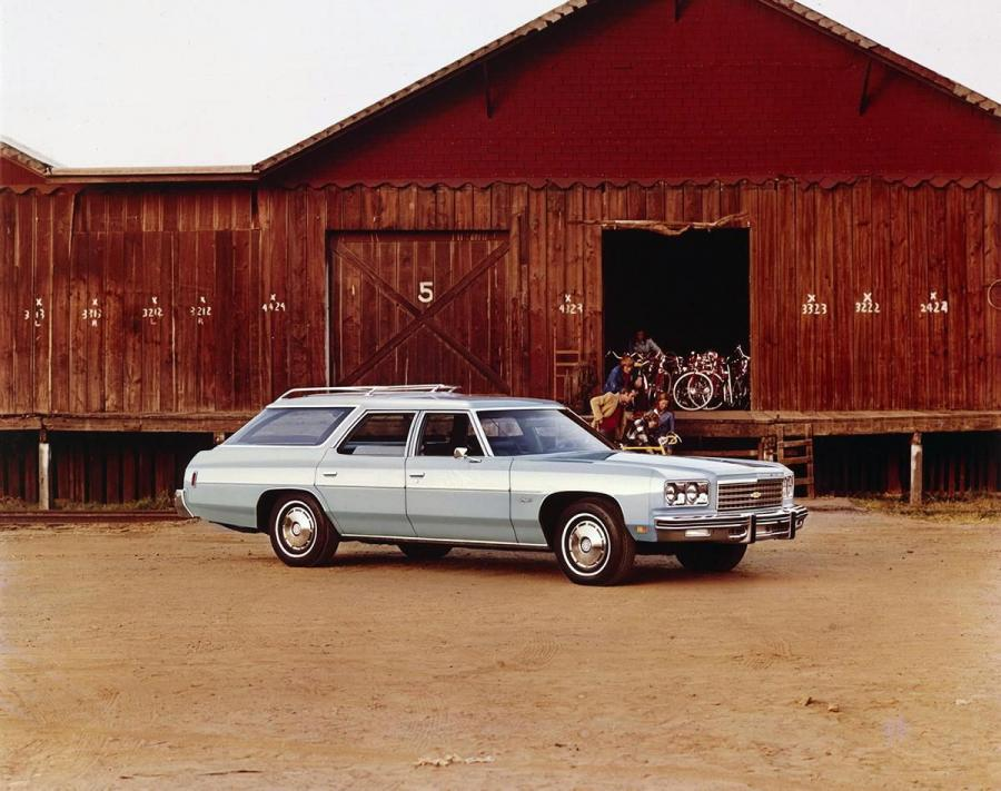 Chevrolet Impala Station Wagon