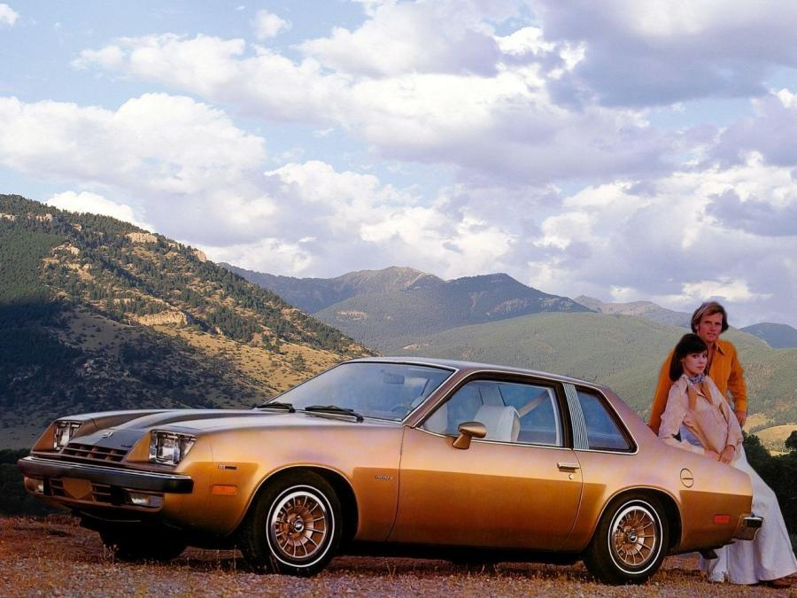 1977 Chevrolet Monza Towne Coupe