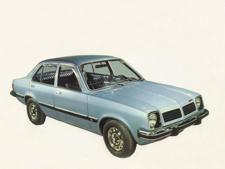 1978 Chevrolet Chevette 4-Door Sedan (BR)