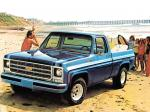 Chevrolet C10 Scottsdale Sport Pickup 1979 года