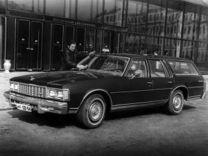 Chevrolet Caprice Classic Estate 1979 года