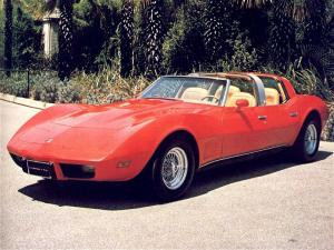 1979 Chevrolet Corvette America Prototype by California Custom Coach
