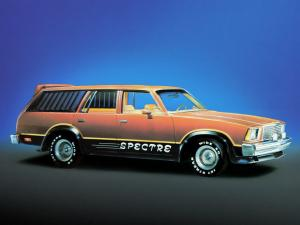 Chevrolet Malibu Spectre Wagon by Car Kits Inc 1979 года