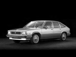 Chevrolet Citation 4-Door Hatchback Sedan 1980 года