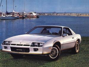 Chevrolet Camaro Berlinetta 1981 года