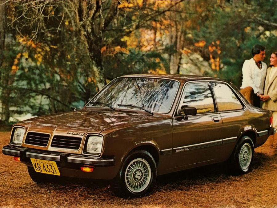 1981 Chevrolet Chevette 2-Door Sedan (BR)