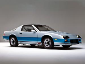 1982 Chevrolet Camaro Z28 T-Top