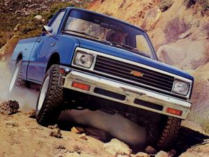 1982 Chevrolet LUV Series 12