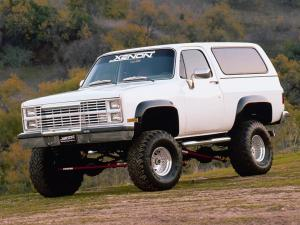 1983 Chevrolet Blazer by Xenon